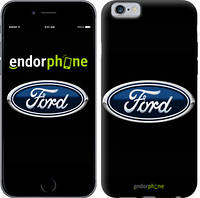 "Чехол на iPhone 6 Ford. Logo v3 ""3112c-45-9076"""