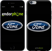 "Чехол на iPhone 6 Plus Ford. Logo v3 ""3112c-48-9076"""