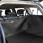 Автомобильная подстилка авточехол накидка в багажник авто для собак Hobby Dog, фото 2
