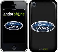 "Чехол на iPhone 3Gs Ford. Logo v3 ""3112c-34-9076"""