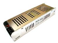 Блок питания для светодиодной ленты 12в 250 Вт MS-250-12 узкий, фото 1