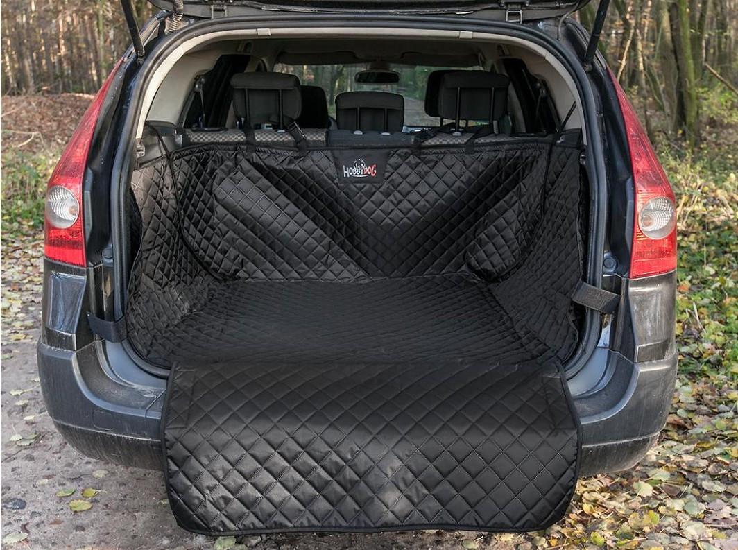 Автомобильная подстилка авточехол накидка в багажник авто для собак Hobby Dog