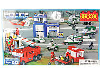"""Конструктор """"Полиция"""" COGO 3901"""