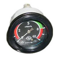Монометр давления масла (до 10 атм.)(Литва) МД-226