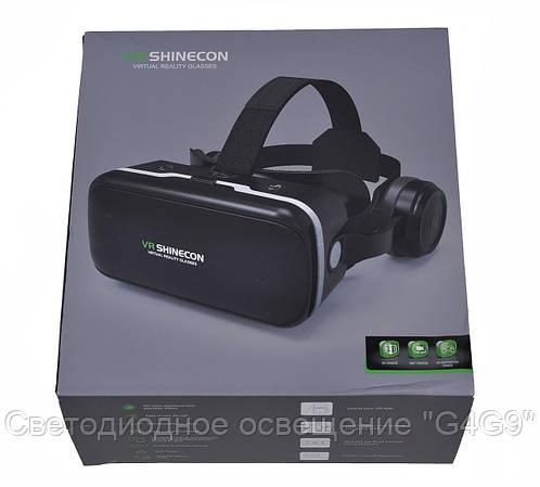 Шлем виртуальной реальности VR Shinecon