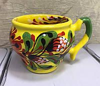 Чашка Горнятко  200 мл (ручная работа)