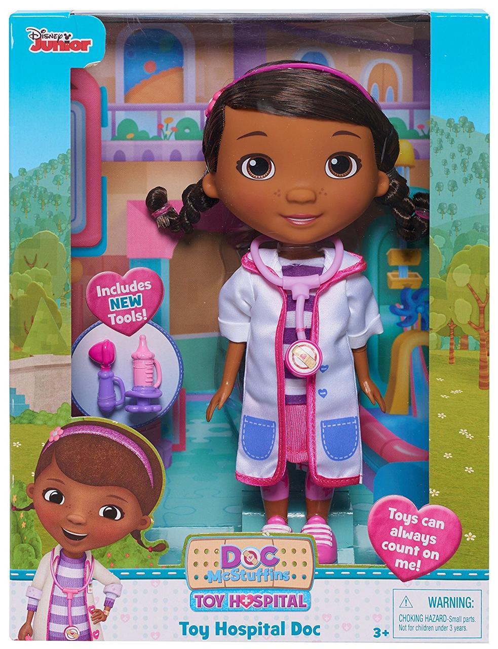 Кукла Доктор Плюшева