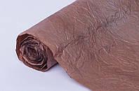 Бумага жатая подарочная в СЕРЕБРЕ, фото 1
