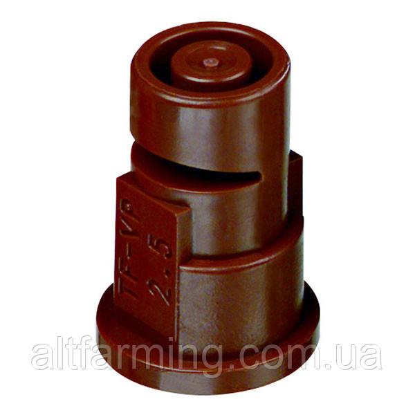 Розпилювач ширококутний TF-VP2.5 полімер