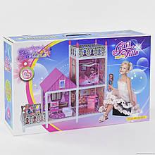 Двоповерховий ляльковий будиночок Girl Villa