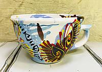 Чашка керамическая Львовская керамика 500 мл (60), фото 1