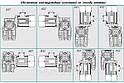 Мотор-редукторы червячные двухступенчатые   RV 030/050, фото 3