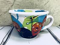 Чашка керамическая Львовская керамика 500 мл (61)