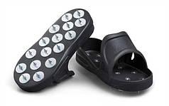 Голчасті сандалі з еластичною підошвою, розмір 40-42