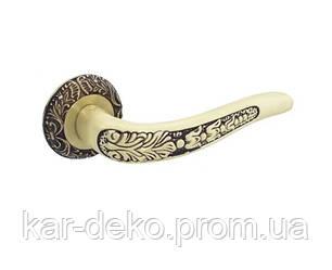 Ручки на розетке Safita R08H 199