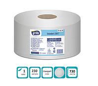 """Туалетная бумага Джамбо """"Grite Standart 230 T"""""""