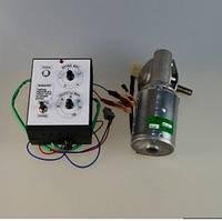 Привод медогонки электрический червячный с алюминиевым корпусом (Модель 1)