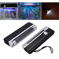 Детектор валют карманный с ультрафиолетовой лампой DL-01