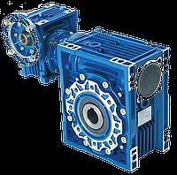 Мотор-редукторы червячные двухступенчатые   RV 030/040