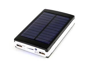 Power Bank c солнечной батареей+LED 30000mah, фото 3