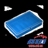 Органайзер 204*141*34мм (синий) (360015)