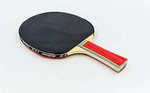 Набор для настольного тенниса 2 ракетки, 3 мяча MK 0204, фото 2