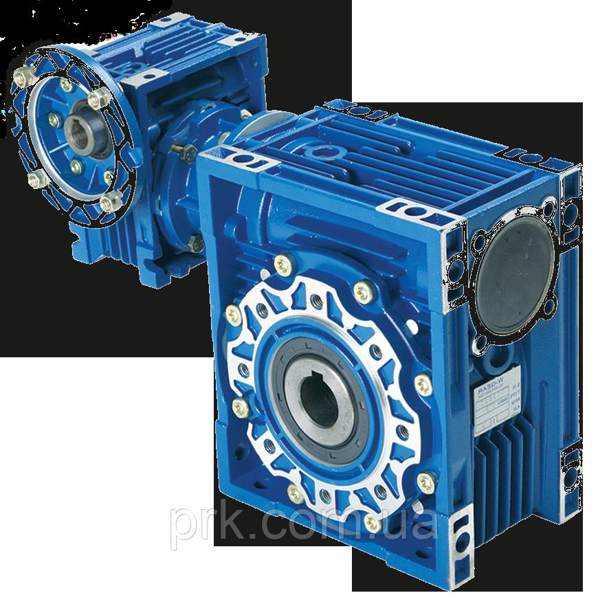 Мотор-редуктори черв'ячні двоступеневі RV 040/075