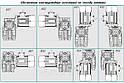 Мотор-редуктори черв'ячні двоступеневі RV 040/075, фото 3
