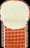 Зимние конверты на санки и в коляску