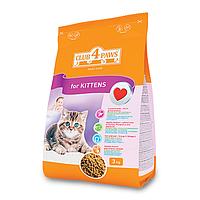 Клуб 4 Лапы Сухой корм для котят