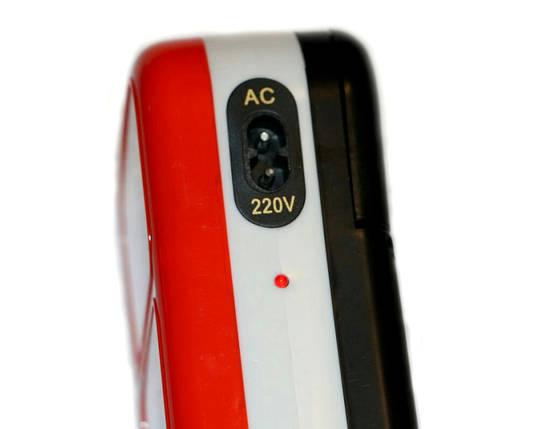 Светодиодный аккумуляторный фонарь 6299, фото 2
