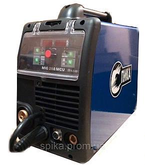 Инверторный полуавтомат СПИКА MIG 250MCU, фото 2