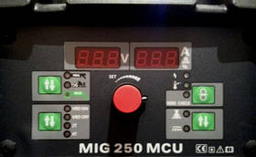 Инверторный полуавтомат СПИКА MIG 250MCU, фото 3