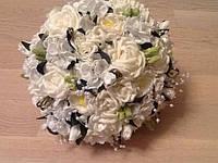 Букет дублер для невесты в айвори цвете.