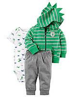 Комплект одежды на мальчика 3 в 1 (12М,18М,24М)