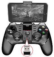 IPega PG-9076 беспроводной джойстик геймпад для PC, Android, TV Box +Bluetooth Receiver