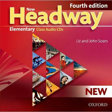 New Headway 4th Ed Elementary Class Audio CDs (аудио диски), фото 2