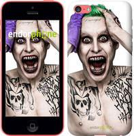"""Чехол на iPhone 5c Отряд самоубийц v6 """"3777c-23-9076"""""""