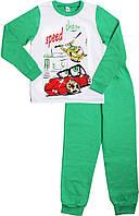 Теплая детская пижама Speed (6-10 лет)