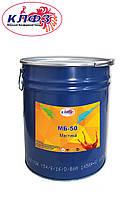 Макет Мастика МБ-50 для гидроизоляции, битумная мастика для гидроизоляции фундамента и кровли
