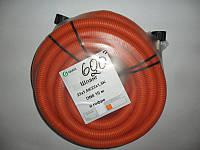 Шланг высокого давления 22x1.5К/ 22x1.5К тип рукава DN8, длина 10м. 360 бар.