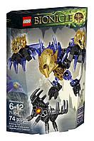 Конструктор Lego Bionicle Терак Тотемное животное Земли 71304 Terak Creature of Earth