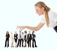 Заявка  на поиск и отбор специалистов