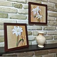 """Картины для спальни """"Нарцисы"""""""