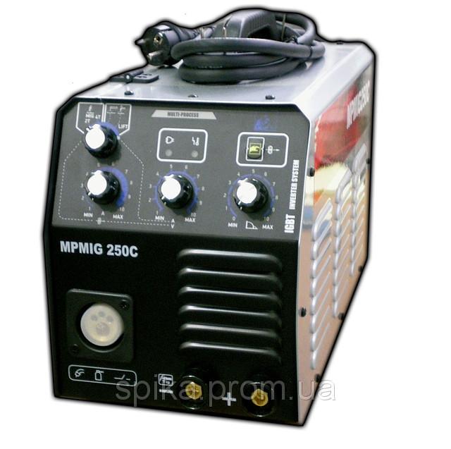 Инверторный полуавтомат TopDC MPMIG 250C