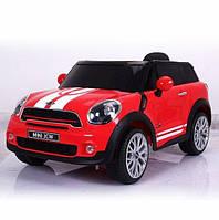 Детский электромобиль Bambi Красный (JJ2258EBLR-3) со свето-звуковыми эффектами