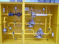 Установка газовая шкафная — УГШ-F-G65-2РДГ-50Н (УГШ,ГРПШ,ШГРП,ШРП,ГРП,ШП)