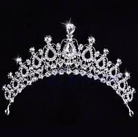 Диадема Корона для волос свадебная