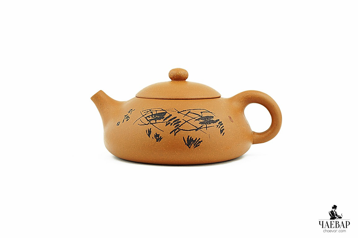 Исинский Чайник, Чжу Ни, 220мл