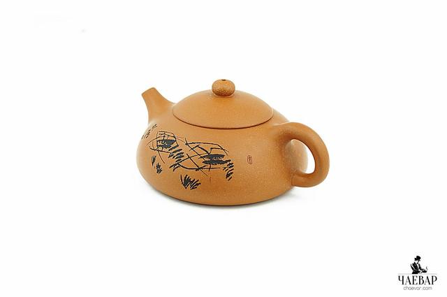 исинский чайник чжу ни